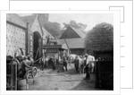 Compton Farm, Tettenhall, circa 1920 by unknown