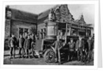 GWR Motor Bus, Wolverhampton, 1904 by unknown