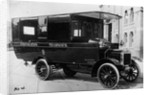 Motor Bus, Wolverhampton, 1912 by unknown