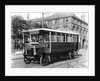 Motor Bus, Vicarage Road, Wolverhampton, 1923 by unknown