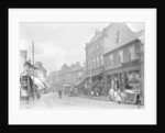 High Street, Bilston, circa 1910 by unknown