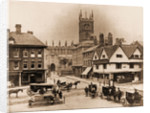 High Green, Wolverhampton 1860's by unknown