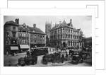 Queen Square, Wolverhampton , circa 1913 by unknown