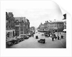 Queen Square, Wolverhampton, 1920s by unknown