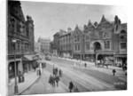 Queen Square, Wolverhampton, circa 1911 by unknown