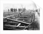 Building sewers, Lunt Lane, Bilston, Early 20th century by unknown
