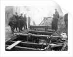 Building sewers, Wolverhampton Road, Bilston, Early 20th century by unknown
