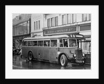 Motor Bus, Market Street, Wolverhampton, 19299 by unknown