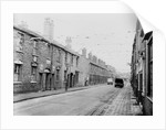 Hartshorn Street, Bilston, 1953 by unknown
