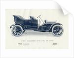 Star Car, Star Engineering Co. Ltd., 1910 by unknown