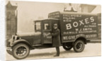 Delivery van, W J Smith (Wolverhampton) Ltd, Early 20th century by unknown