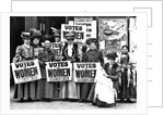 Women, Queen Street, Wolverhampton, Early 20th cent by unknown