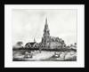 St Luke's Church, Blakenhall, Wolverhampton, 1879 by unknown