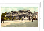Art Gallery, Lichfield Street, Wolverhampton, circa 1904 by unknown