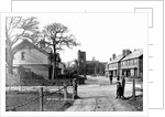 Church Road, Bradmore, circa1900 by unknown