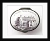 ATrifle from Bilston, Bilston Patch Box, 1760 - 1780 by unknown