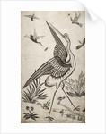 Pattern Book: Bird Design, 1688 by unknown