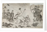 Pattern Book: Traditional Japanese Scene, 1688 by unknown
