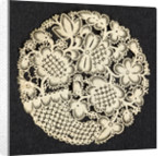 Traditional Cut paper: Remembrance Token by unknown