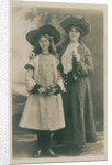 Celebrities of the Stage: Miss Phyllis & Miss Zena Dare , 1903 - 1908 by unknown