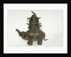 Figure of an elephant by unknown