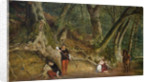 The Children in the Wood, 1862 by Richard Redgrave