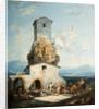 Italian landscape, 1808 by Thomas Barker