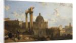 Ruins of a Roman Capitol, 1859 by Davis Roberts
