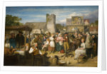 The Statute Fair, 1840 - 1902 by John Faed