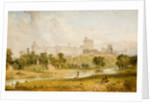 Windsor Castle, 1815 - 1870 by James Baker Pyne
