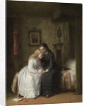Sorrowful News, 1872 by Frederick Hardy