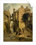 Rouen, circa 1820 by Richard Parkes Bonnington