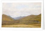 Near Abergwndayn, Mid 19th century by Rupert Alfred Kettle