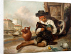 The Melon Seller, Mid 19th century by William Knight Keeling