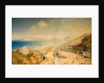 Castle of Ischia and the Gulf Islands, 1863 by James Baker Pyne