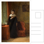 Pleasant Pages, study, 1875 by Frederick Hardy