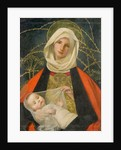 Madonna, 1870 - 1927 by Marianne Stokes