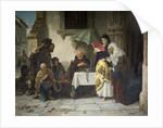 The Beggars, circa 1880 by Robert Kemm