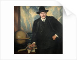 John Masefield, 1909 by William Strang