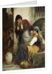 Spanish Gypsies, Late 19th century by Robert Kemm