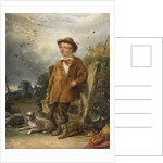 The Bird Scarer, Mid 19th century by William Knight Keeling