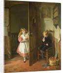 The Naughty Boy, 1867 by George Bernard O'Neill