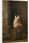 At Prayer, Late 19th century by Edwin Long