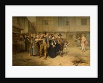 An Arrest for Witchcraft in the Olden Time, 1886 by John Pettie