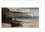 Coast Scene, Late 19th century by Edwin Ellis