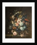 Vase of Flowers, Early 18th century by Pieter Hardime
