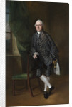 Sir Edward Turner, 1762 by Thomas Gainsborough