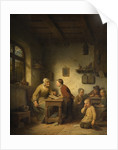 Belgian School, 1853 by Fredinand de Braekeleer