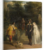 The Introduction, 1862 by William Knight Keeling