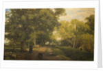 Warwickshire Landscape, Mid 19th century by Frederick William Hulme